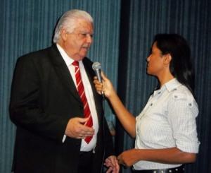 Ministro da Ciência, Tecnologia e inovação Marco Antonio Raupp
